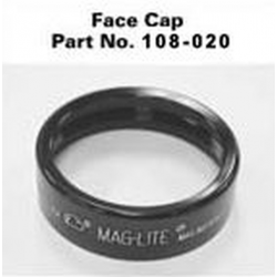 MagCharger Rechargeable Flashlight Facecap, Lens & Lens Seal Assembly, ARXX148, 108-020