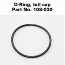 Maglite C Cell O-Ring, Tailcap (108-030) w/C AND no C