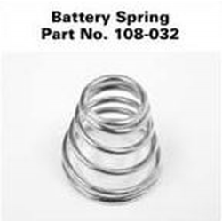 Maglite D Cell & Rechargeable Flashlight Battery Spring (108-032)