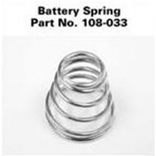 Maglite C Cell Battery Spring (108-033)