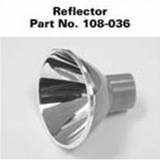 Maglite C &  D Cell Replacement Reflector (108-036)