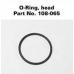 Maglite 2 AAA Head O-Ring, 108-065