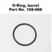 Maglite 2 AAA Barrel O-Ring, 108-066