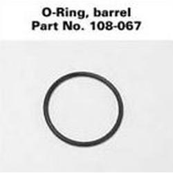 Solitaire Barrel & Facecap O-Ring (seal), 108-000-067, 108-067