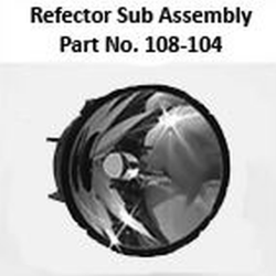 Mag Charger Rechargeable Reflector 108-000-104