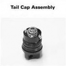 Solitaire Tailcap Assembly - Cap, Seal, Spring, Ground 108-190