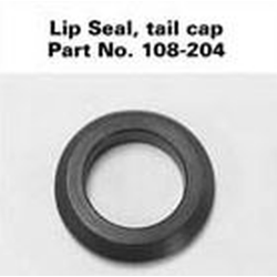 AAA Mini Mag & Solitaire Tailcap Lip Seal 108-000-204