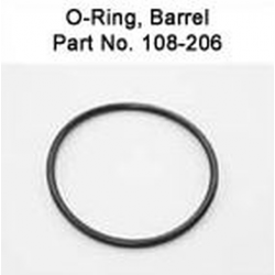 Maglite D Cell Barrel O-Ring Seal, W/D In Serial No.
