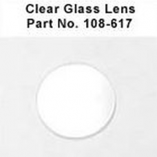 Maglite 2 AA Mini Clear Glass Lens 108-000-617, 108-617