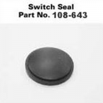 Maglite Rechargeable System Switch Seal (108-643) Black Stem