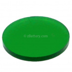 Maglite 2AA Mini Mag / XL Series GREEN Plastic Lens 118-092, 118-000-092