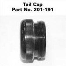 Maglite Tailcap fits Halogen MagCharger & D Cell Flashlights that begin with