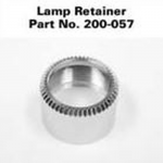 Maglite C &  D Cell Lamp Retainer (200-057, 201-000-599)