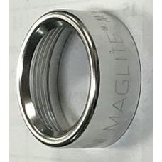 AA Mini Maglite Face Cap, Silver, 203-049