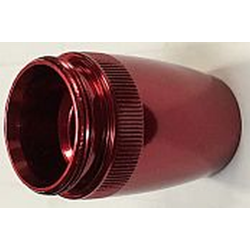 AA Flashlight Head Red, 203-275