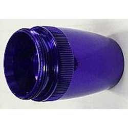AA Mini Maglite Head, Purple, 203-282
