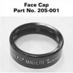 Rechargeable Maglite Replacement FaceCap 205-001