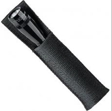 Maglite 2AA LED Mini Mag Original Open Top Holster, 208-081, Black