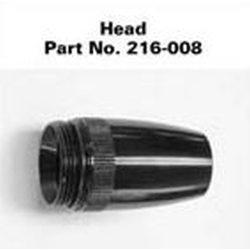 Maglite 2 AAA Replacement Head 216-008, 216-000-008