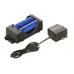 Streamlight 18650 Battery Charging Kit: 120V AC, 2 Batteries