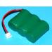 Ultralast AT&T 4200 / GE 3.6V 700mAh NiMH Cordless Phone Battery, 3-1-2AA-ANMH