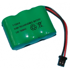 Ultralast Panasonic KX Series 3.6V 750mAh NiMH Cordless Phone Battery, 3-1-2AA-BNMH