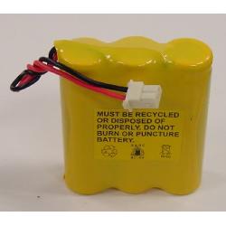 Ultralast GE 48596 3.6V 600mAh NiCad Cordless Phone Battery, 3AA-U