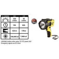 Streamlight Waypoint Pistol Grip C4 LED Spotlight, 44900 Yellow
