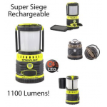 Streamlight Super Siege Rechargeable LED Lantern with USB Charging Port, Yellow