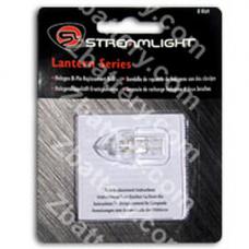 Streamlight Replacement 8watt Bi-Pin Halogen Bulb, 45901