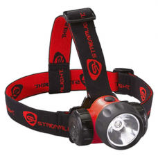 Streamlight Haz-Lo Super High Flux LED 3AA Headlamp, 61200, Orange