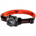 Streamlight Double Clutch 3AAA/USB Rechargeable Headlamp, 61606, Black