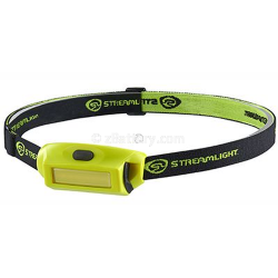 Streamlight Bandit Pro LED 2AAA/USB Rechargeable Headlamp, 61711