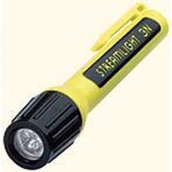 Streamlight 3N Yellow Body 3 LED Flashlight 62202
