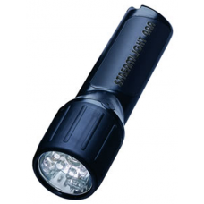 Streamlight ProPolymer 4AA LED Flashlight, BLACK BODY, 68301
