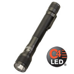 Streamlight JR Luxeon C4 LED 2AA Flashlight, Black, 71500