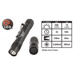 Streamlight ProTac 2L LED Lithium Flashlight, Black 2CR123A, 88031