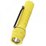 Streamlight PolyTac LED Tactical Flashlight 2CR123A, Yellow 88853