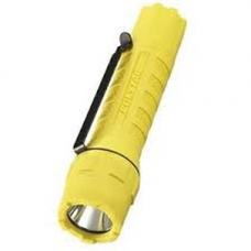 Streamlight PolyTac LED Tactical Flashlight 2CR123A, Yellow 88853