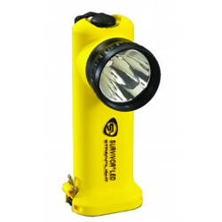 Streamlight Survivor Rechargeable LED AC/DC Flashlight, 90513, Yellow