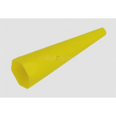 Traffic/Safety Wand for Maglite ML25 Series Flashlights, AFXC05B, Yellow