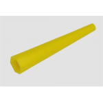Traffic/Safety Wand for Maglite Mag Tac Flashlights, AGXX04B, Yellow