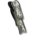 Maglite 2AA MiniMag Nylon Full Flap Belt Holster, AM2A886, Camo