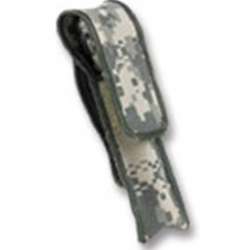 Nylon Full Flap Belt Holster for Maglite 2AA Mini Maglite, AM2A886, 108-803, Camo