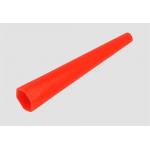 Maglite AA MiniMag, XL50, XL200 Series Traffic/Safety Wand, AM2ABPB, Red