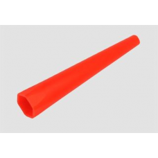 Traffic/Safety Wand for Maglite AA MiniMag and XL50, XL200 Flashlights, AM2ABPB, Red