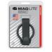 Plain Leather Belt Holder for Maglite D Size Flashlights, ASXD036, 108-427