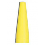 Traffic/Safety Wand for Maglite C/D Incandescent Flashlight, ASXX08B, Yellow