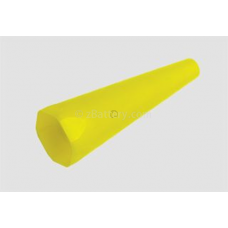 Traffic/Safety Wand for Maglite ML50 Series Flashlights, AX2410B, Yellow