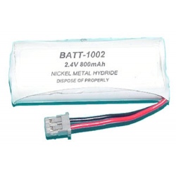 Ultralast Uniden BT-1002 2.4V 800mAh NiMH Cordless Phone Battery, BT-1002